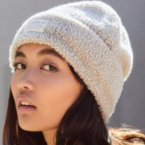 Adidas Originals sherpa beanie